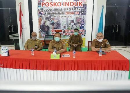Jajaran Pemkot Lubuklinggau Ikuti Rakor Penertiban Barang Milik Daerah dengan KPK