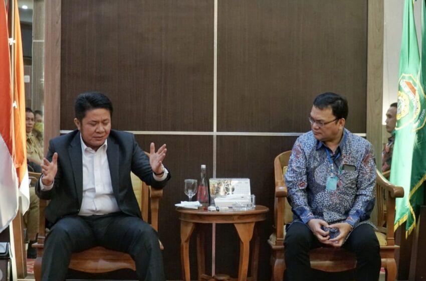 Pemprov Sumsel Kucurkan Bangub Rp90 Miliar untuk Pembangunan Empat Lawang