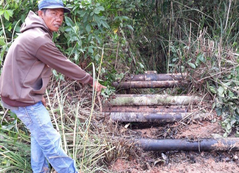 Pipa Bocor di Musi Rawas, Medco: Berhasil Diperbaiki