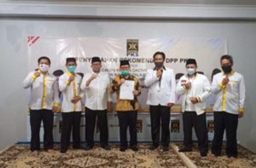 PKS Usung Syarif- Surian di Pilkada Muratara