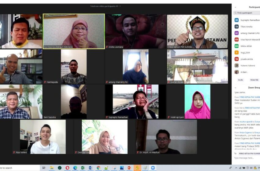 Kuasai Teknologi, Konten yang Berkualitas, Wartawan Akan Tetap Hidup