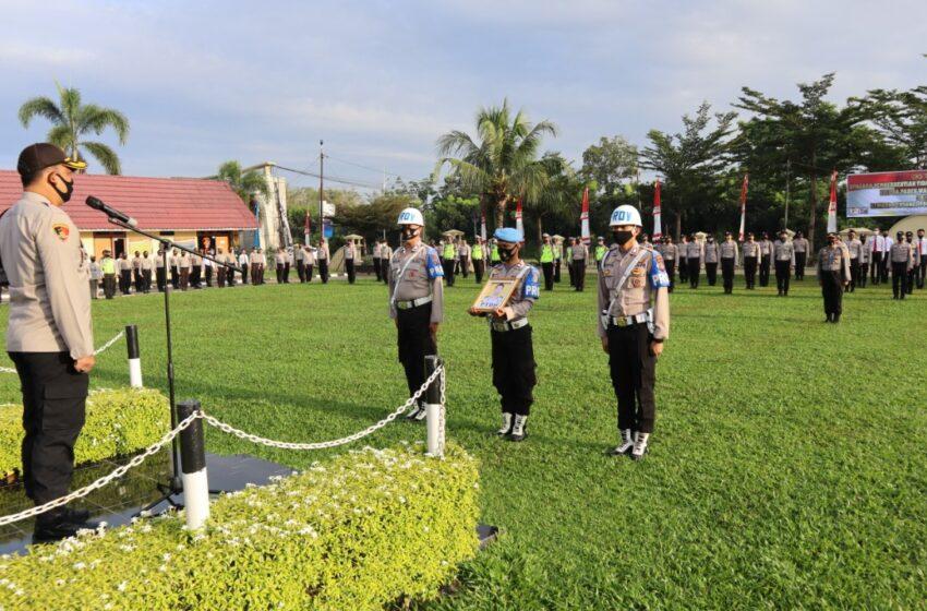 Anggota Polres Prabumulih Dipecat