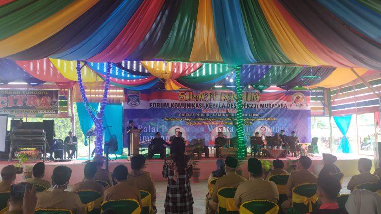 FK2D Muratara: Kades Harus Netral Dalam Pilkada