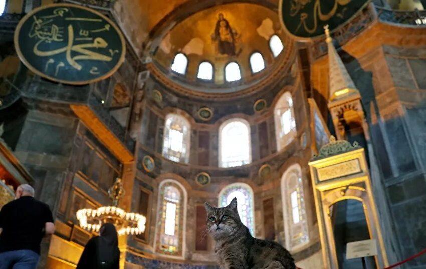 Jadi Masjid, Gambar Yesus dan Bunda Maria di Dalam Hagia Shopia akan Ditutup