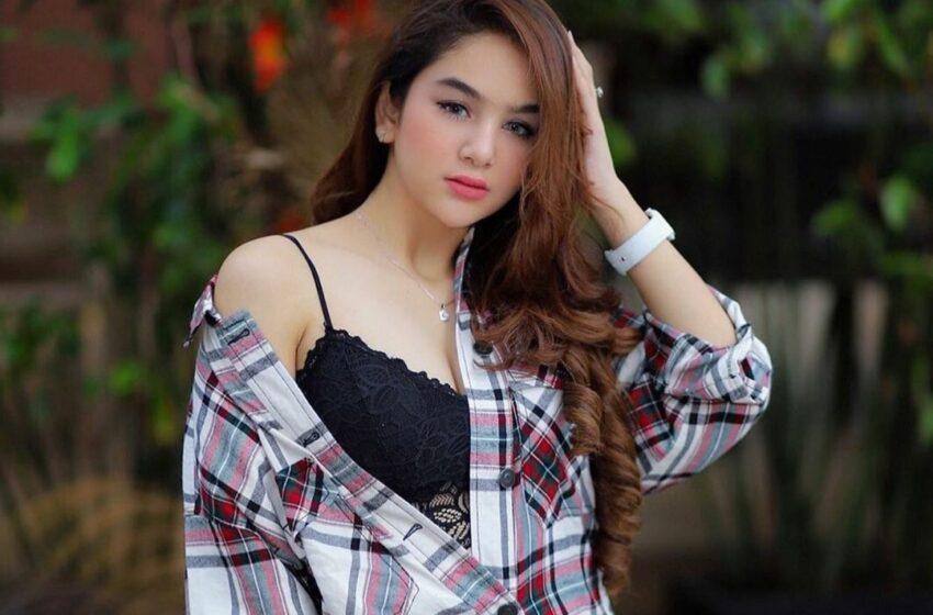 Cantiknya Hana Hanifah, Dibayar Rp20 Juta