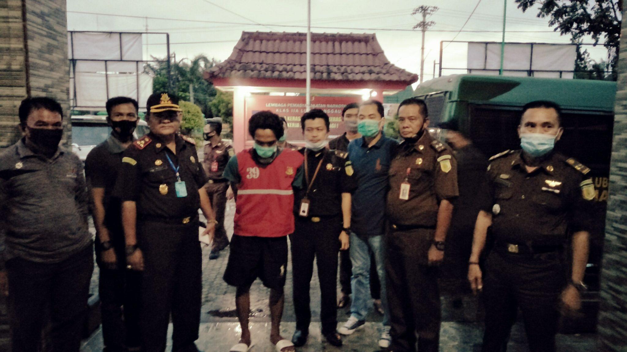 Harry yang Kabur Saat Hendak Vonis di Lubuklinggau, Ditangkap di Lampung Selatan