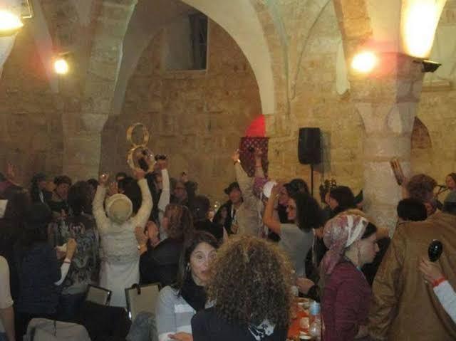 Dunia Diam, Ketika Israel Rubah Masjid Al-Ahmar Milik Palestina Jadi Diskotik