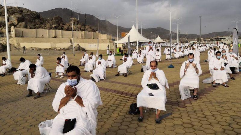 Alhamdulillah, Belum Ada Laporan Jamaah Haji yang Terinfeksi Corona