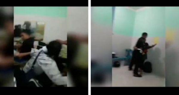 Digrebek Istri Bawa Bayi, Oknum Polisi Berbuat Terlarang dengan Perempuan Bersuami di Hotel
