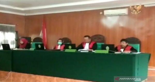 Terkait Kasus Suap Secaba, Dua Perwira Polda Sumsel Divonis 5 Tahun