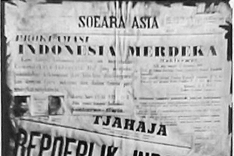 Cara Para Penjuang Menyiarkan Kemerdekaan Indonesia Setelah Proklamasi