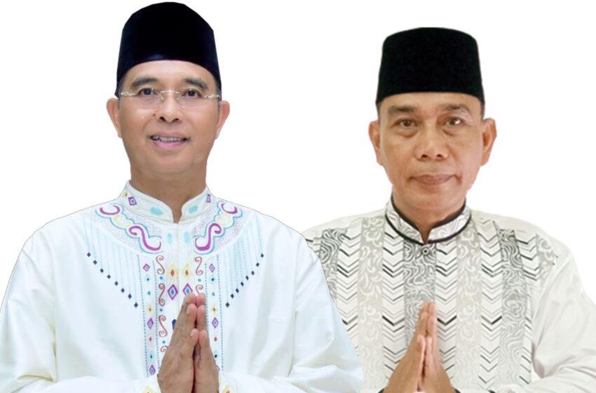 H Hendra Gunawan Pilih H Mulyana dalam Pilkada Musi Rawas