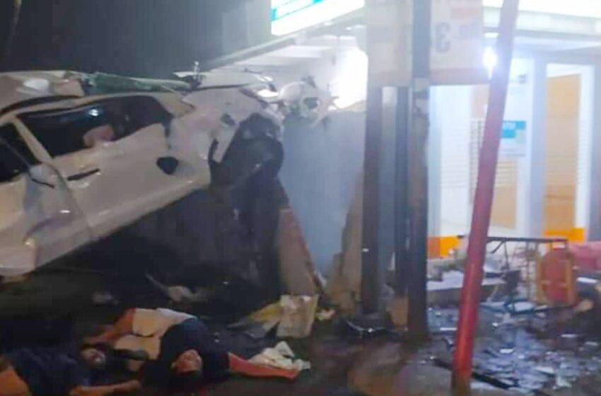 Wow, Polisi Temukan Miras di Mobil Tabrak ATM Hingga Tewaskan 2 Orang
