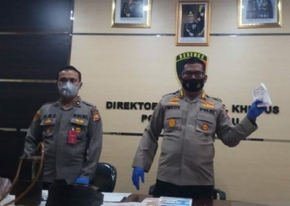 Waspada Emas Palsu, Polisi Amankan Setengah Kilogram, Sudah Lima Tahun Beroperasi