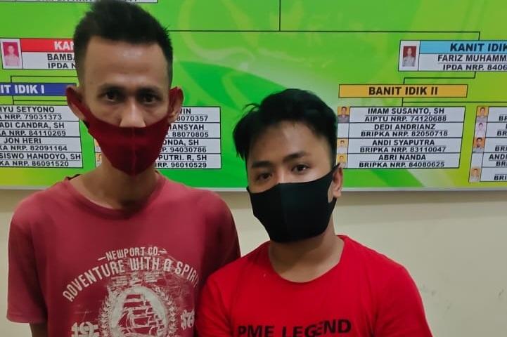 Kurir Narkoba, Sales Honda di Lubuklinggau Diupah Rp5 Juta
