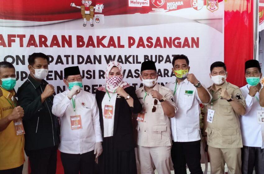 H Surian Sofyan, Balon Wakil Bupati Muratara Dikabarkan Terpapar Corona