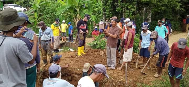 H2G Gotong Royong Bersama Warga Tiga Desa