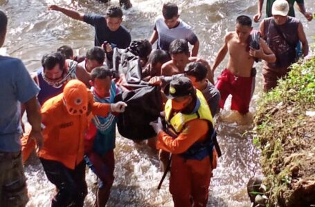 Hari Ketiga Pencarian, Korban Tenggelam di Sungai Bal Ditemukan