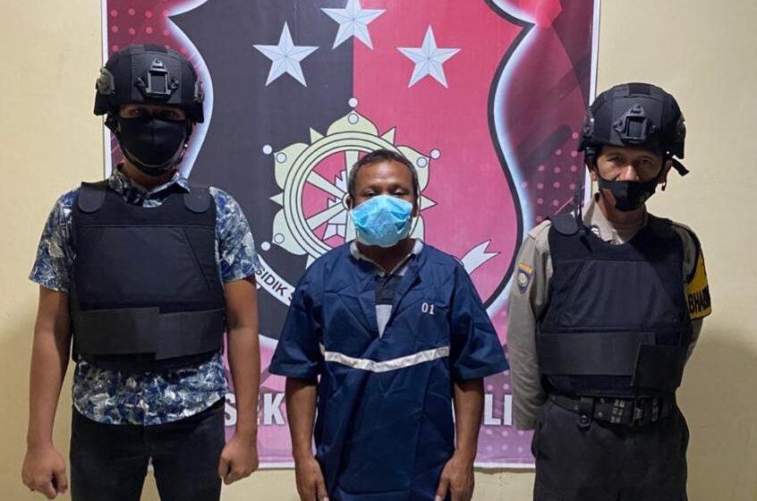 Gelapkan Uang Operasional Alat Besat, Sopir Ditangkap Polisi