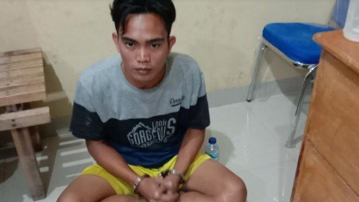 Warga Empat Lawang Bunuh Polisi