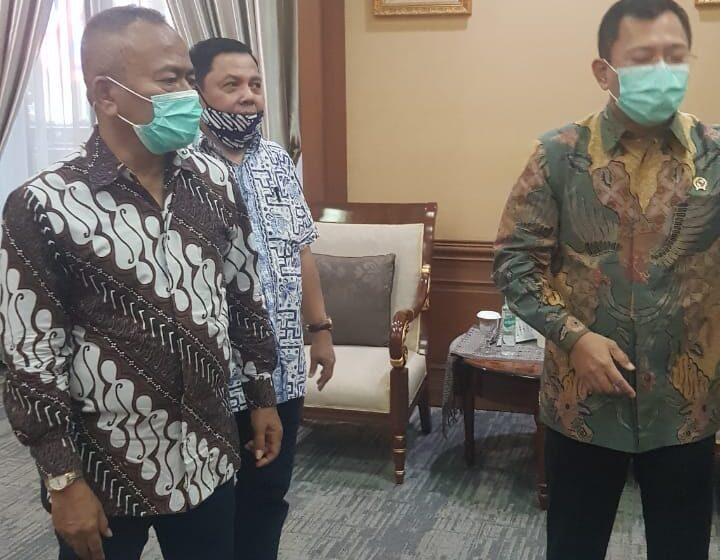 Menteri Kesehatan Tegaskan Pers adalah Pahlawan di Tengah Pandemi Covid-19