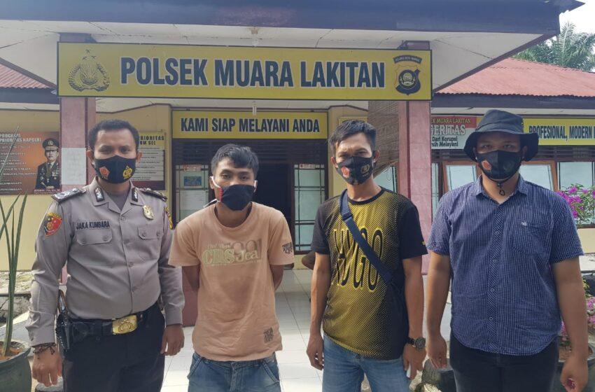 Begal di Musi Rawas, Warga Muratara Tertangkap Bawa Sabu