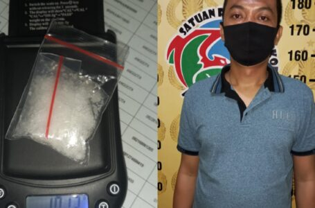 Oknum Anggota Polres Muratara Ditangkap