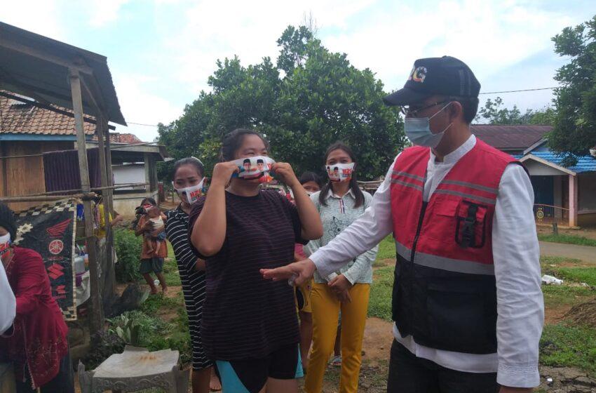 Tim Jaman dan Anggota Dewan, Support Penuh H2G Mulya di Jayaloka