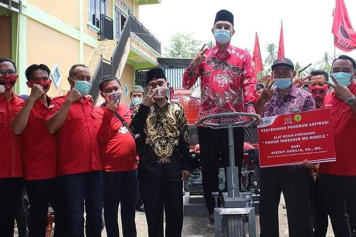 H2G Mulya Hadir di Musancab PDIP
