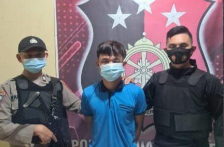 Gelapkan Motor Bapak, Riko Ditangkap Polisi