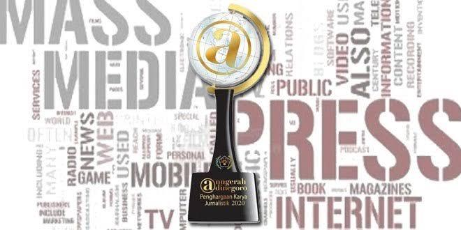PWI Selenggarakan Anugerah Jurnalistik Adinegoro 2020