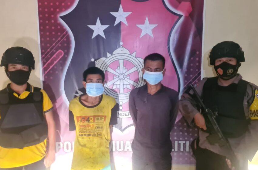 Curi 127 Janjang Sawit Warga Musi Rawas Ditangkap Polisi