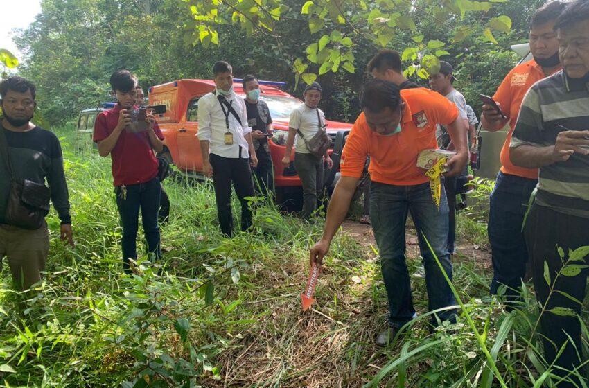 Hilang 2 Minggu Lalu, Remaja Tugumulyo Ternyata Dibunuh