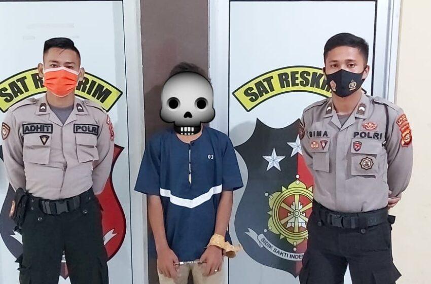 Remaja di Musi Rawas Jadi Bandit Spesialis Curanmor