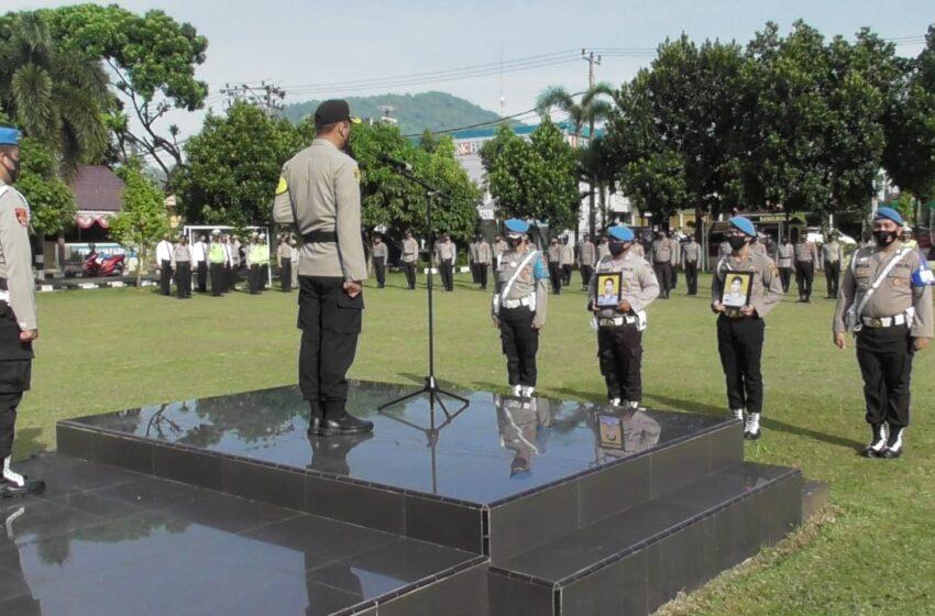 Dua Anggota Polres Lubuklinggau Dipecat