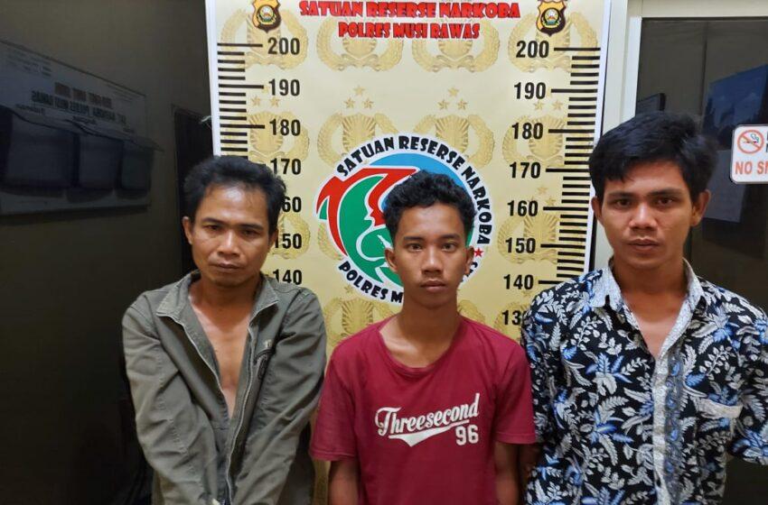 Tiga Orang ini Bakal Tahun Baruan di Penjara