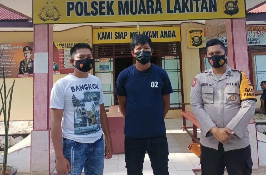 Operator Alat Berat MHP Ditangkap