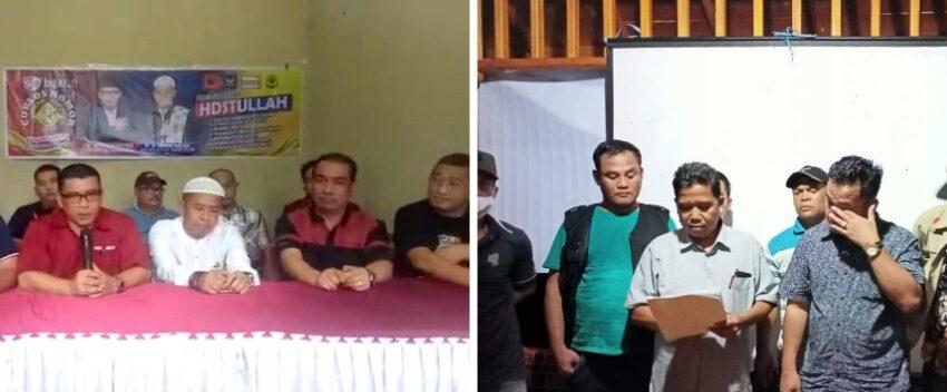 Paslon HDS Tullah dan Syarif Surian Saling Klaim Menang Pilkada Muratara
