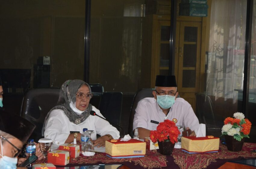Wabup Musi Rawas dan FKUB Bahas Deklarasi Desa Cinta Kerukunan