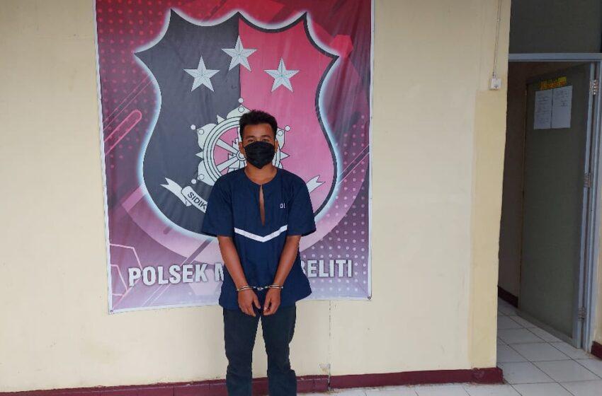 Nafsu Lihat Tetangga Menyadap Karet, Budiman Memperkosa