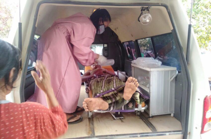 Pencuri di Musi Rawas Tewas Dimassa