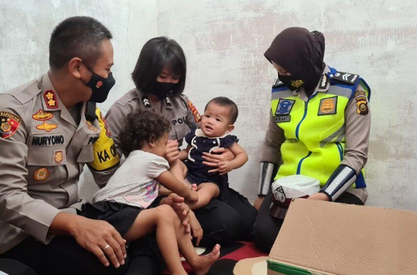 Kapolres Lubuklinggau Support Keluarga Korban Sriwijaya SJ182