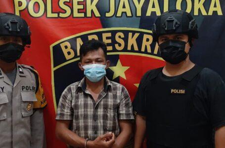 Sok Melawan, Cegat Hendak Pukul Pakai Kayu, Akhirnya Dipenjara