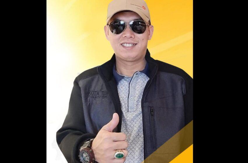 Bambang Rubianto Siap Rebut Jabatan Ketua KONI Lubuklinggau