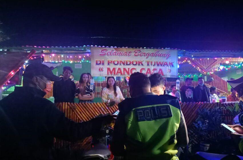 Pondok Tuak Layaknya Diskotik di Musi Rawas Digrebek Polisi