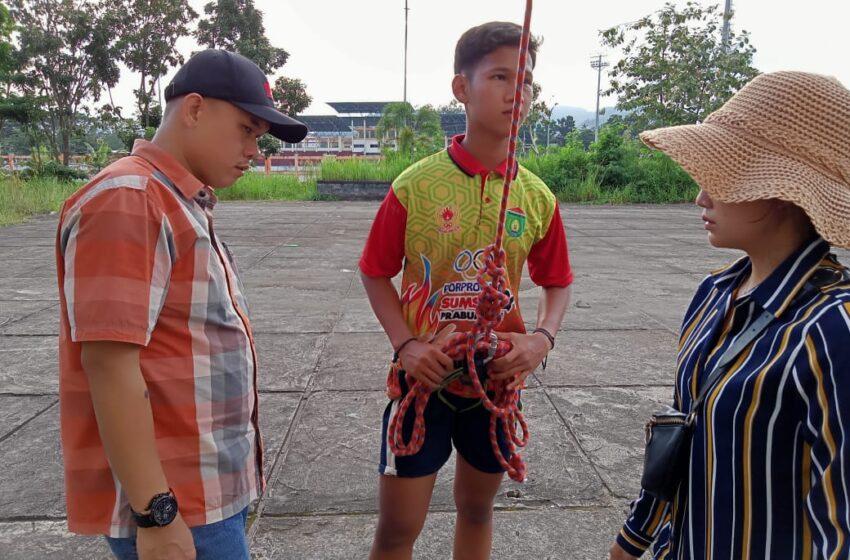 BaRu: KONI Lubuklinggau Targetkan Emas Panjat Tebing POPDA dan Porprov