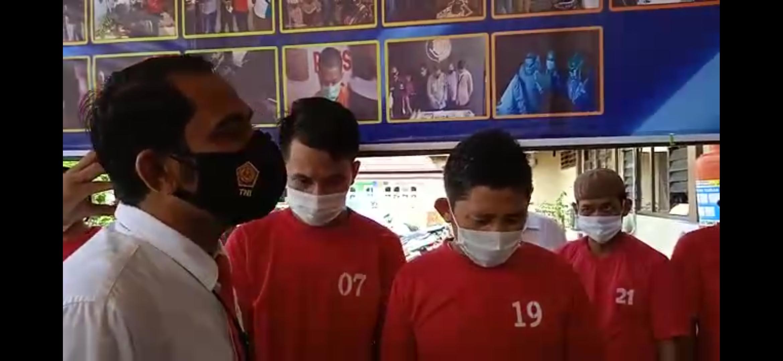 Anggota Dewan Jadi Bandar Sabu, Ditangkap Mantan