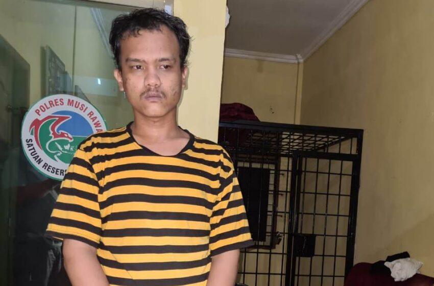Dicegat Polisi, Warga Linggau Buang 200 Butir Ekstasi