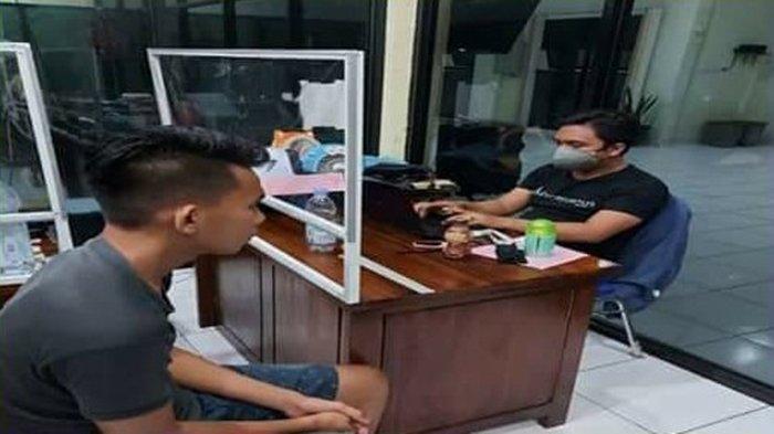 Kejar-kejaran dengan Polisi, Warga Muratara Buang Ekstasi