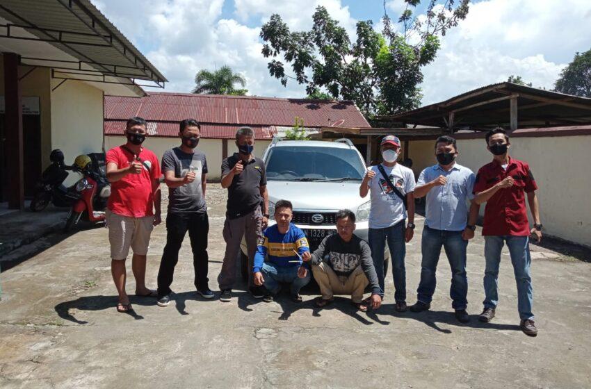Mobil Warga Sumatera Utara Dicuri Kenalan dari Empat Lawang